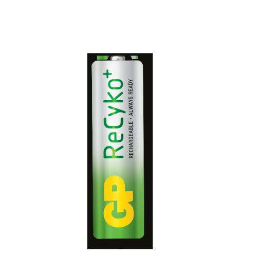 AA 2100 mAh Ni-Mh polnilna GP baterija ReCyko