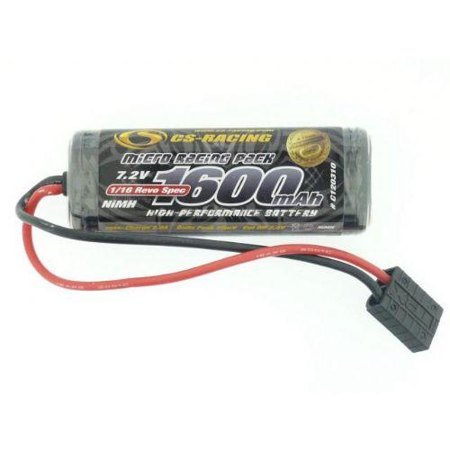 Baterijski paket Ni-MH 7,2V 1600mAh