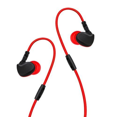 Bluetooth slušalke Hoco ES1 - rdeče
