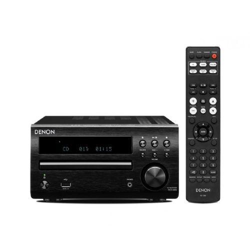 Denon cd receiver RCD-M40 črn