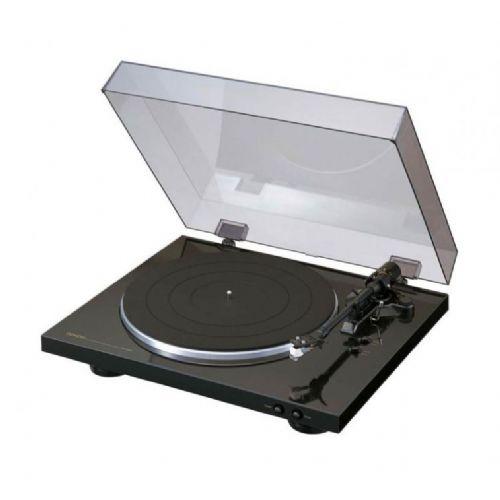 Denon gramofon DP-300F črn