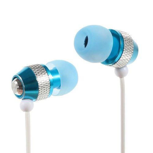 """In-Ear slušalke """"Wally"""" - modre"""