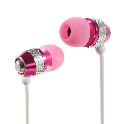 """In-Ear slušalke """"Wally"""" - roza"""