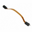 "Coax ""flat"" kabel 20 cm 1"