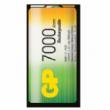 D 7000 mAh Ni-Mh polnilna GP baterija 1