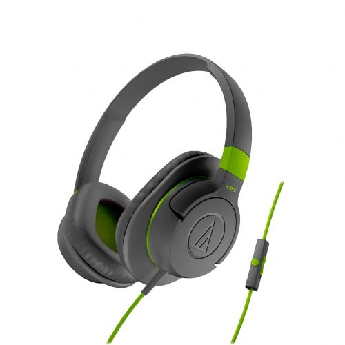 "Over-Ear slušalke Audio-Technica ""SonicFuel"" ATH-AX1iS - sive"