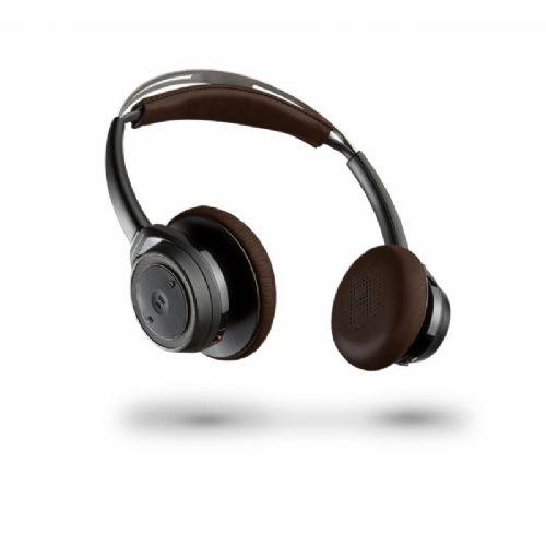 Plantronics slušalka Sense črna