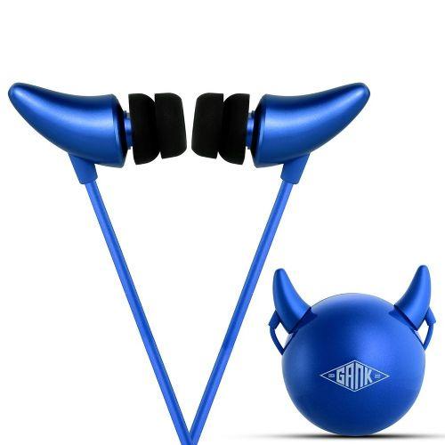 Premium slušalke Emie Devil Horn - devil blue