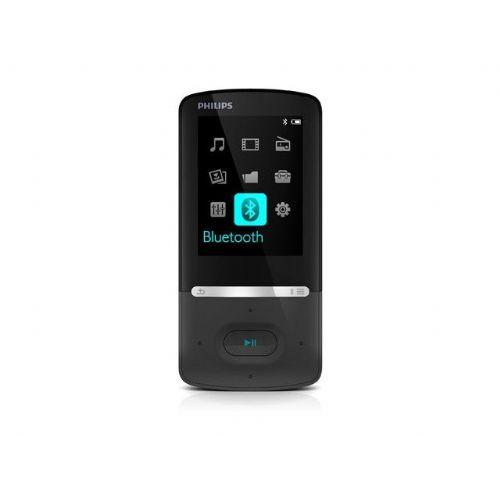 Prenosni MP4 predvajalnik Philips GoGear Azure SA5AZU08KF (8GB, Bluetooth)