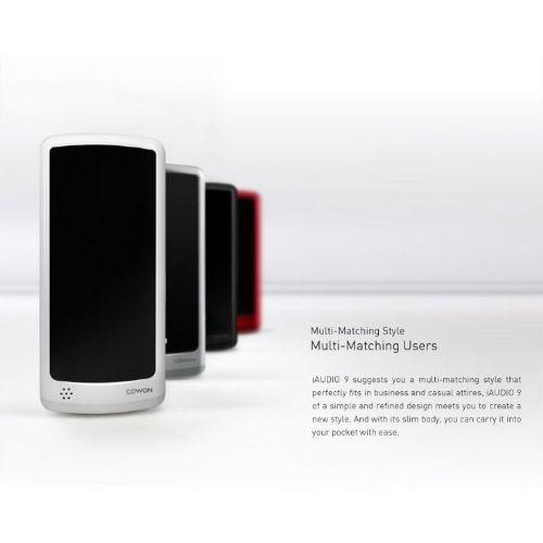 PRENOSNI PREDVAJALNIK COWON iAUDIO 9 16GB - SREBRN