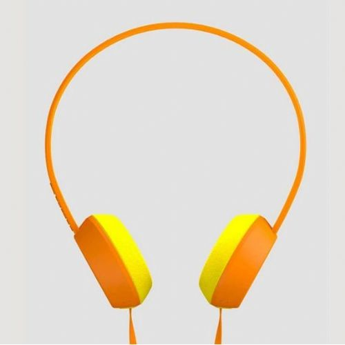 "Slušalke Coloud ""The Knock"" - transition orange"