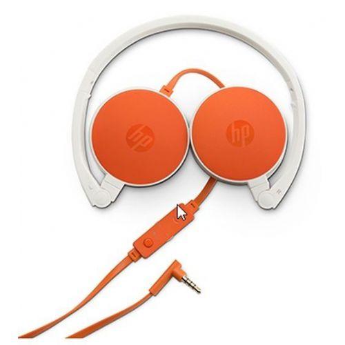 Slušalke HP H2800 Orange Headset