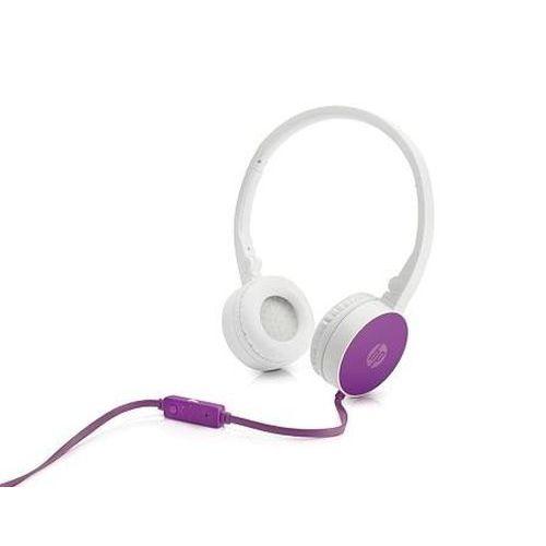 Slušalke HP H2800 Purple Headset