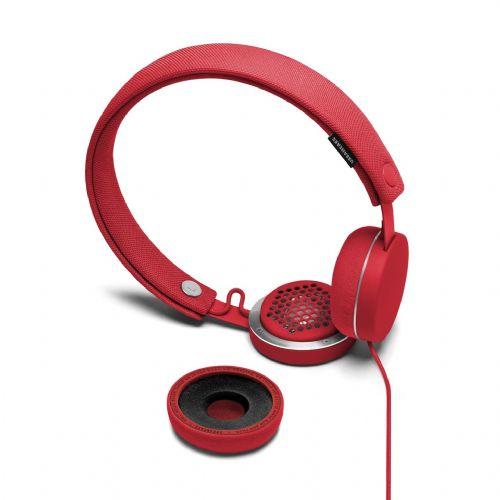 """Slušalke UrbanEars """"Humlan"""" - tomato"""