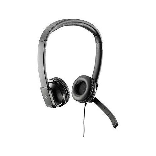 Slušalke z mikrofonom HP Business Headset (QK550AA)