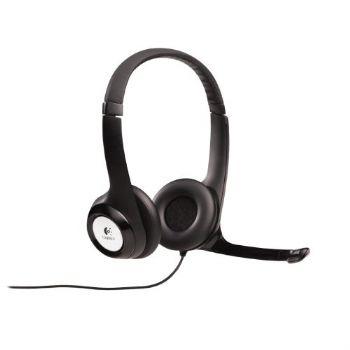 Slušalke z mikrofonom Logitech H390