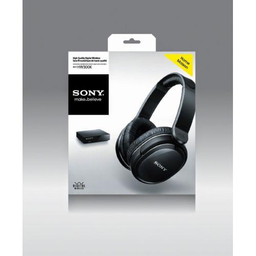 SONY brezžične slušalke MDR-HW300K