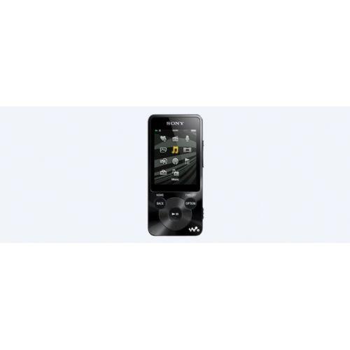 SONY NW-ZE585ZB + SLUŠALKE MDR-ZX610
