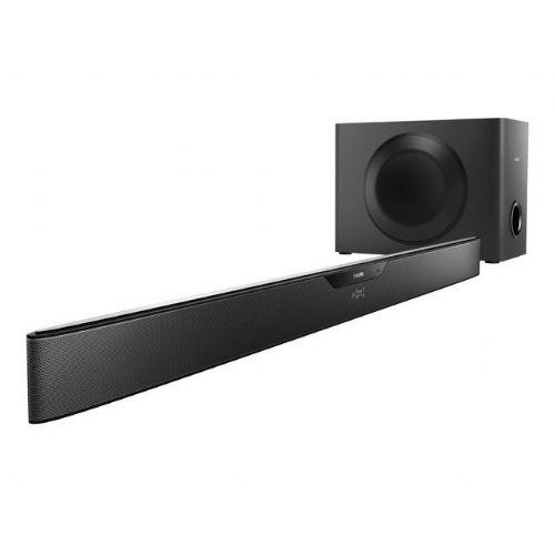 SoundBar zvočnik Philips HTL6140B (Bluetooth ® aptX/AAC/NFC)