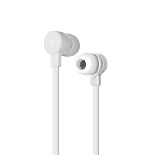 Stereo slušalke bele