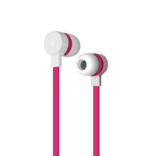 Stereo slušalke roza