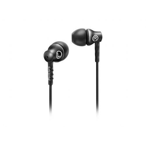 Ušesne stereo slušalke Philips SHE8100BK