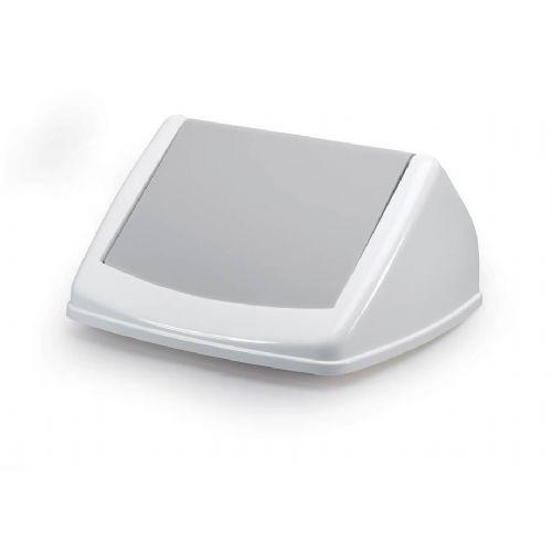 Durable Durabin FLIP-pokrov oglat 40l siv