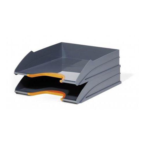 Durable Set pisemskih odlagalnikov Varicolor oranžen