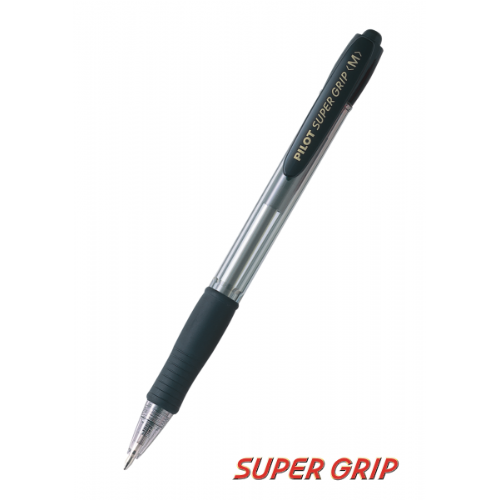 Kem.sv. BPGP-10R Super Grip Medium črn