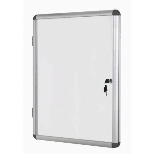 Oglasna omarica s ključem 72 x 67,4 cm