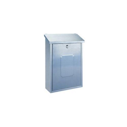 Poštni nabiralnik MERANO, srebrni
