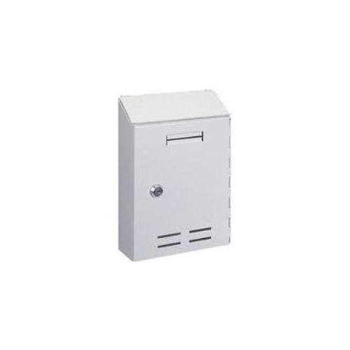 Poštni nabiralnik STANDARD 1, beli  ProplT00075