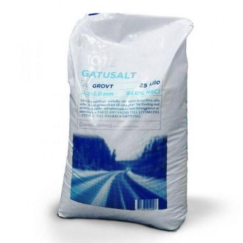 Pripomočki za sneg: sol za posipavanje
