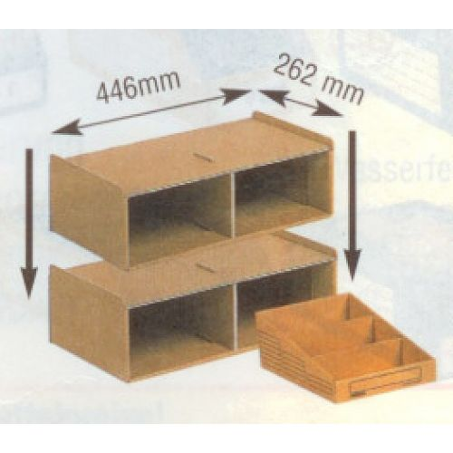 Sestavljiv predalnik Pressel CL9-9250