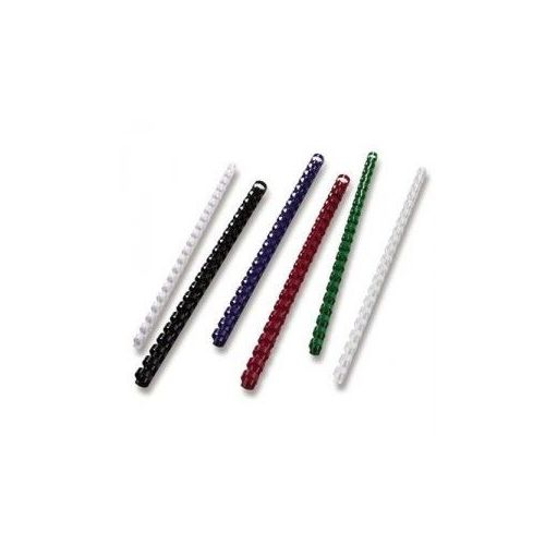 Špirale PVC CombBind 6 mm