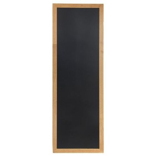 Tabla črna kredna teak WBLTE170 56X170 cm