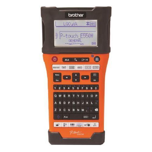 Tiskalnik nalepk Brother PT E550WVP BRK8116
