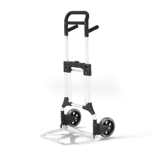 Zložljiv alu voziček