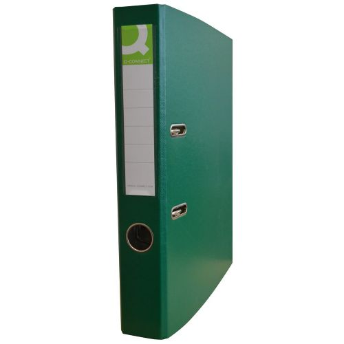 Registrator A4/75 Connect z ovojem zelene barve