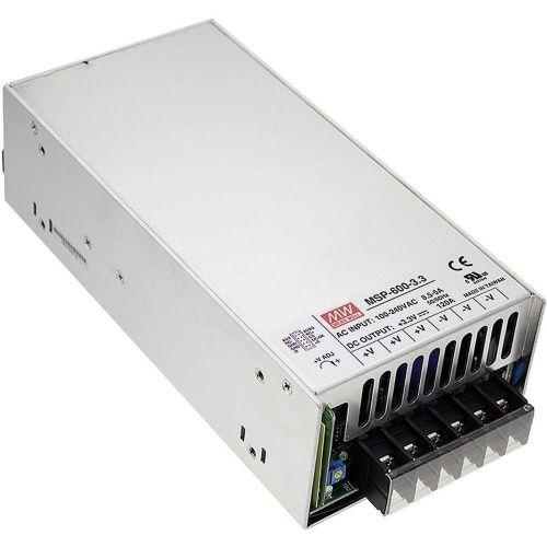 AC/DC Napajalni modul, zaprti Mean Well MSP-600-48 624 W