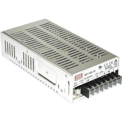 AC/DC-napajalnik, zaprt Mean Well SP-150-13,5 151 W