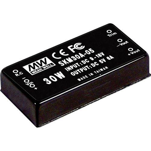 DC/DC-pretvornik Mean Well SKM30A-15 +15 V/DC 2 A