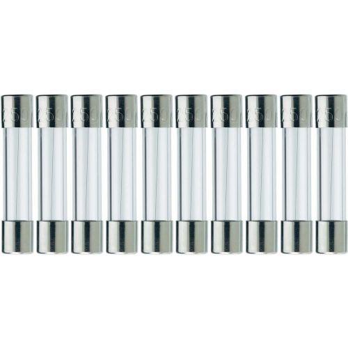 Fina varovalka ( x D) 5 mm x 25 mm 0.4 A 250 V srednje hitra -mT- ESKA 525213 vsebuje 500 kosov
