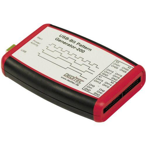 Generator bitnih vzorcev Deditec USB-BITP-200