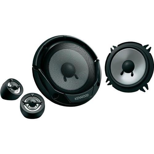Komplet 2-sistemskih vgradnih zvočnikov za avtomobile 250 W Kenwood KFC-E130P