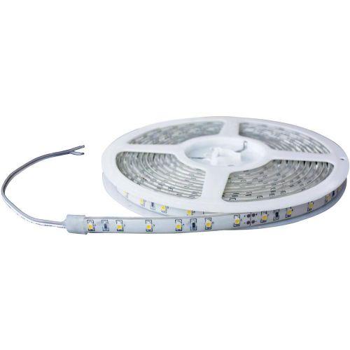 LED trak 24 V 5000 mm zelena