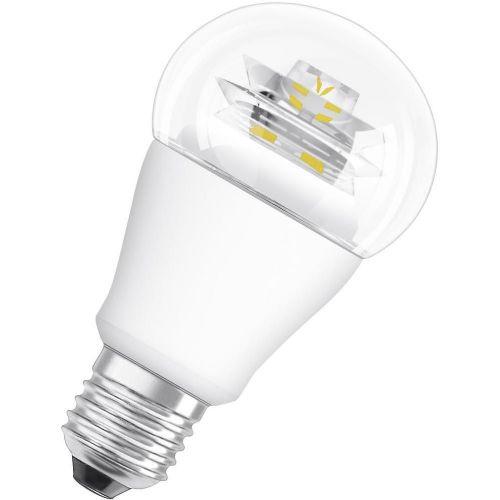 LED žarnica (enobarvna) 110 mm OSRAM 230 V E27 10 W = 60 W, klasična oblika, 1 kos 4052899149267
