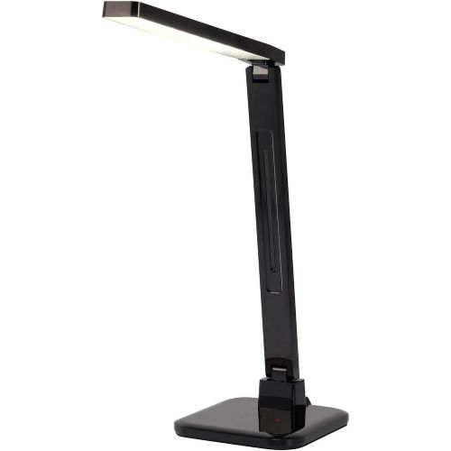 Luč LED za pisalno mizo- 11 W, bela svetloba, Renkforce Nerja, črna