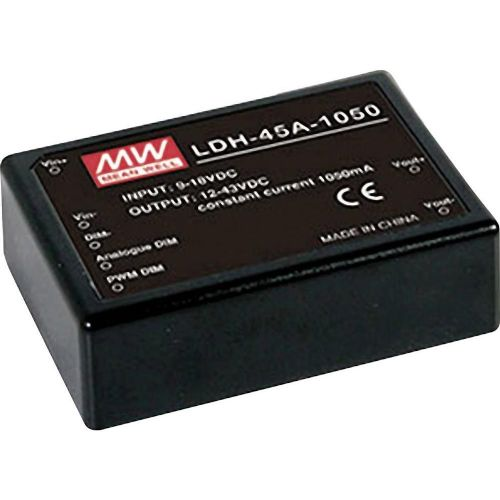 Mean Well LED-gonilnik DC/DC-LED-Driver LDH-45A-700W
