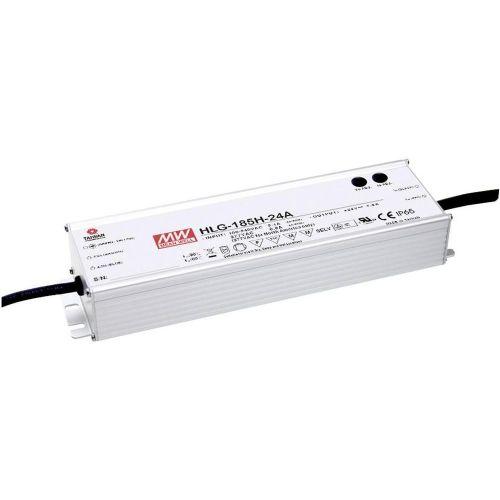 Mean Well LED-gonilnik LED-preklopni napajalnik HLG-185H-24A